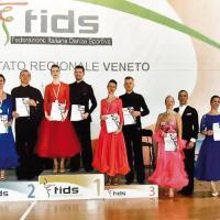 Brendola Danze Standard Marianna Diego 1° Posto