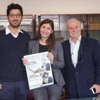 Legnago Fuori Programma Diego Porfido Silvia Baraldi E Ivano Massignan 2